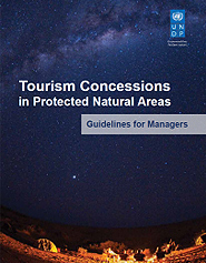 tourism concessions in protected